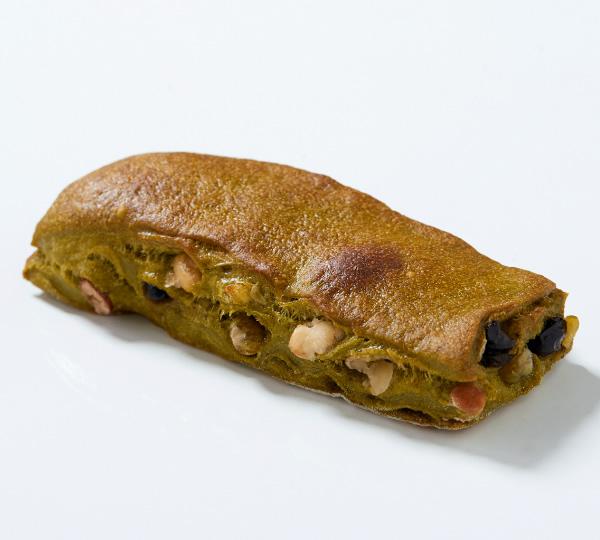 5色の豆パン